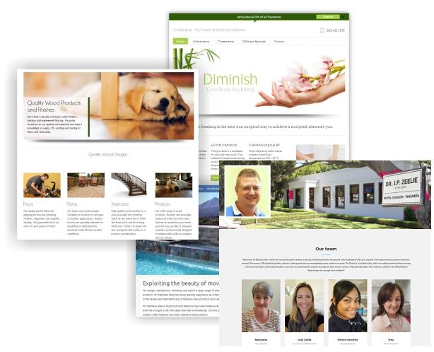 web design hermanus web design